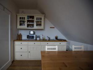 Pensin Vinařství Balážovi - společná kuchyňka