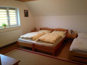 Apartment U Anděla - Pokoj Sluníčko