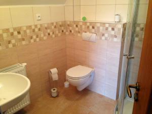 Apartment U Anděla - Koupelna pokoj Měsíček