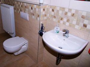 Apartment U Anděla - Koupelna