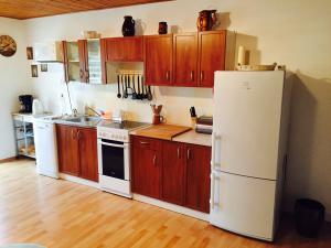 Apartment U Anděla - Kuchyň
