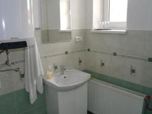 Apartmán Kvita - Koupelna s WC