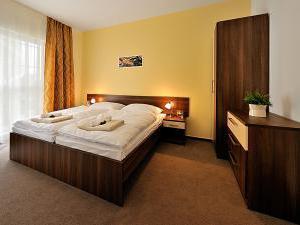 MELROSE Apartments - spálňa