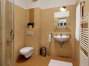 MELROSE Apartments - kúpeľňa
