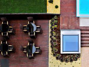 MELROSE Apartments - Terasa