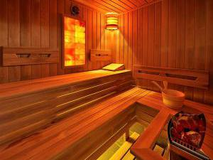 MELROSE Apartments - Fínska sauna
