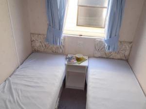 Mobilheim dlouhý - pokoj malý