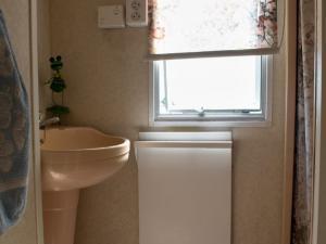 Mobilheim široký - koupelna
