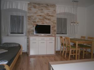 Ubytování v soukromí - U Jarka - obývací pokoj