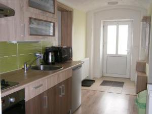 Ubytování v soukromí - U Jarka - kuchyně
