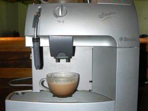 Chalupa Jižní brána - profi kávovar