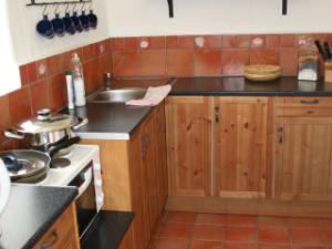 Chalupa Jižní brána - kuchyň