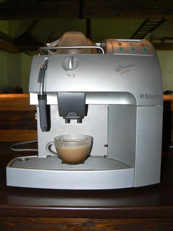 profi kávovar