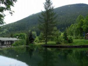Chata Skalka - Zahradní jezero Beskydy