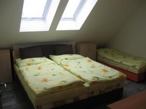 UBYTOVÁNÍ NA VYHLÍDCE - Ubytování Na Vyhlídce - ložnice apartmánu