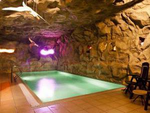 Wellness Hotel Relax - Hotelový bazén