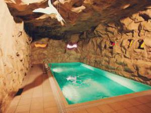 Hotel Albatros ACTIVE *** - bazén v Prachaticích v hotelu Albatros Active