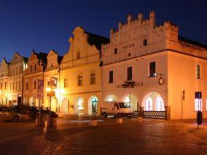 Hotel Bílý koníček - Hotel bílý koníček v Třeboni- Ubytování Jižní čech