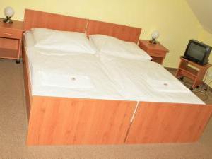 Hotel Bílý koníček - Ubytování v třeboni v hotelu