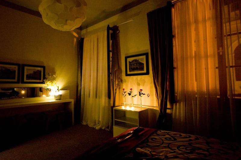 Ubytování v Hotelu bílý koníček v Třeboni