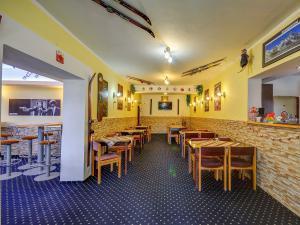 Hotel Andromeda - Ramzová (hotel) - Spodní restaurace (bar)