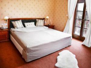 Žižkovy lázně - Svatební apartmá