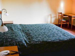 Žižkovy lázně - Dvoulůžkový pokoj - manželská postel