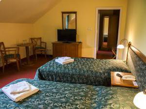 Žižkovy lázně - Dvoulůžkový pokoj - oddělené postele