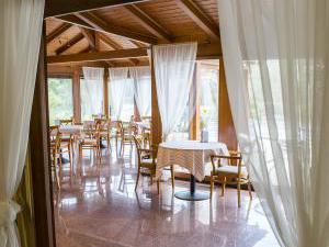 Žižkovy lázně - Restaurace - zimní zahrada