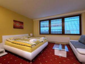 Vila Jiřinka - Ubytování hotel wellness penzion Luhačovice - Pokoj v Lázeňském welns hotelu Vila Jiřinka
