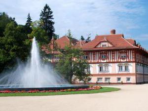 Vila Jiřinka - Ubytování hotel wellness penzion Luhačovice - Lázně Luhačovice hotel
