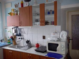 Ubytování u Fořtů Veselí nad Lužnicí - kuchyňka