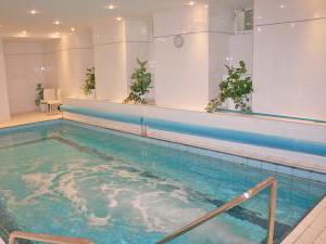 Hotel FLORA *** - Hotelový bazén FLORA.