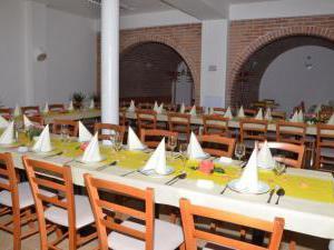 Hotel Růženy - Restaurace v Hotelu Růženy