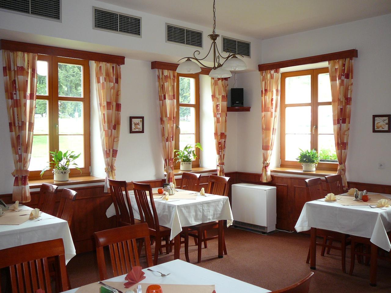 Hotel Praha ubytování v Deštném Orlické Hory