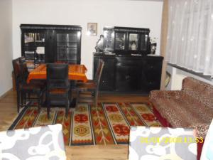 Ubytování u Petry a Milana - jídelna byt 2