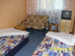 Ubytování u Petry a Milana - malý modrý byt 2