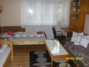 Ubytování u Petry a Milana - retro hnědý byt 1