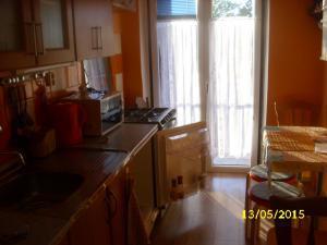 Ubytování u Petry a Milana - kuchyň byt 1