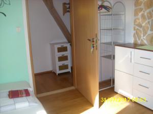 Ubytování u Petry a Milana - zelený pokoj