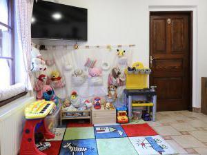 Maršovka - Dětský koutek