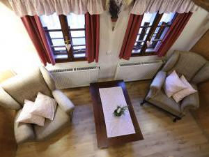 Maršovka - Obývací pokoj