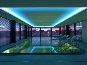 Spa Resort Lednice**** - Vnitřní bazén s mořskou vodou