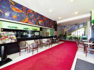 Hotel Mars - lobby