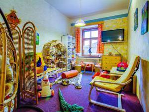 Hotel Pošta - Hotel Pošta Černý Důl - Dětská herna