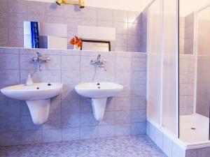 Hotel Pošta - Hotel Pošta Černý Důl - Koupelna