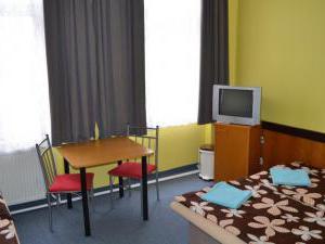 Hostel Cortina - Levné ubytování v centru Prahy -