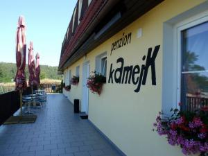 Penzion Kamejk -