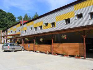 Sportcentrum Rockhill Dačice - Dačický penzion Sportcentrum Rockhill