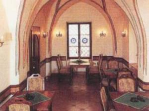 Hotel Bílá Paní Jindřichův Hradec - J.Hradec,ubytování v hotelu Bílá Paní